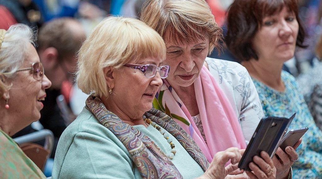 Кибертурнир проведут для представителей старшего поколения в Орехове-Борисове Северном. Фото: сайт мэра Москвы