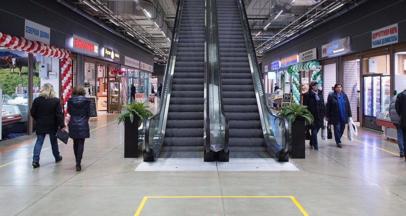Торговый комплекс в Чертанове Северном достроят до конца 2019 года