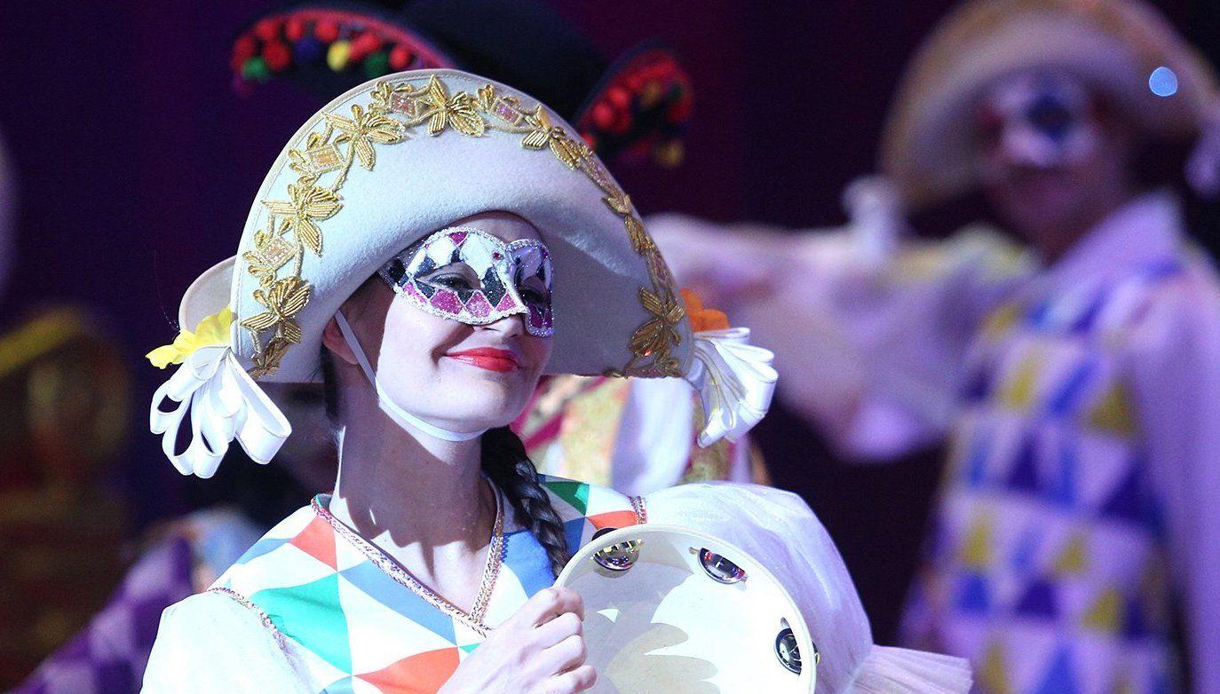Фестиваль любительских театров проведут в «Москворечье»