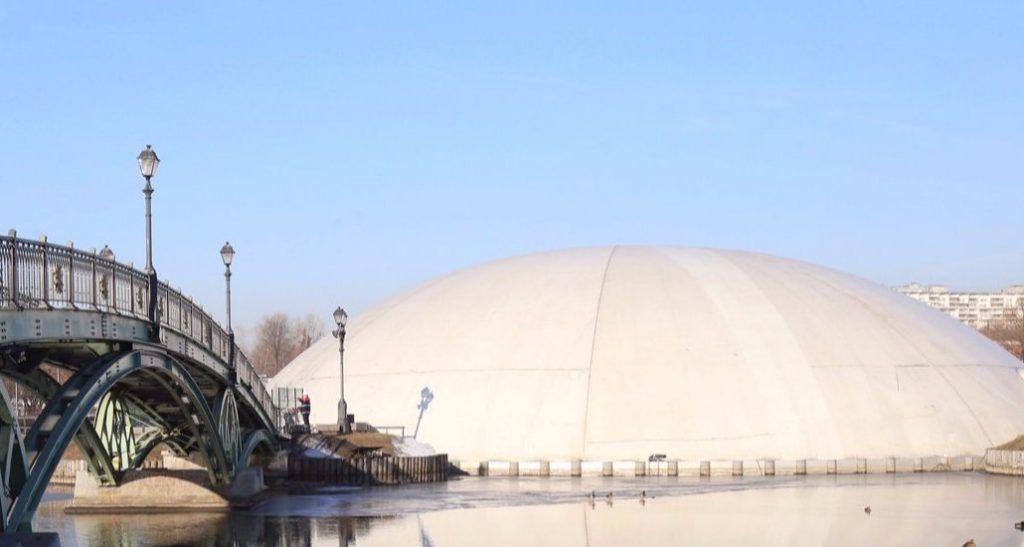 Фонтан в музее-заповеднике «Царицыно» завершит работу. Фото: сайт мэра Москвы