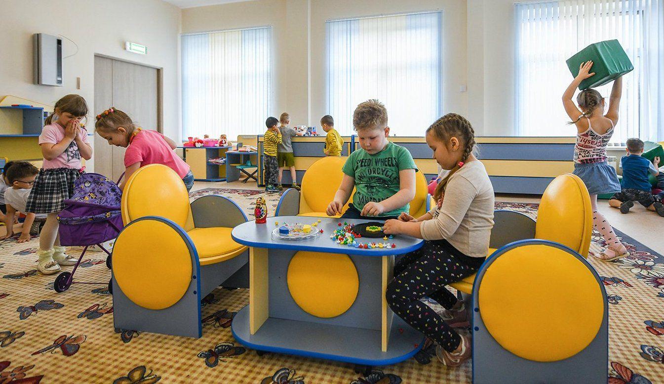 Инфраструктура для детей появится в Крюкове по программе реновации