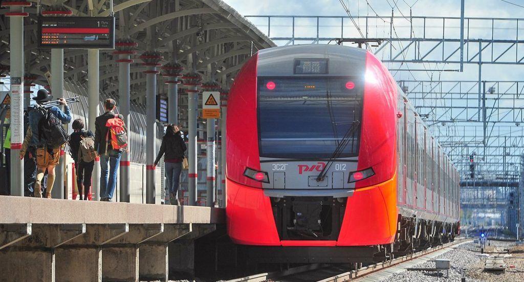 Более 14 миллионов пассажиров проехали по МЦК за октябрь. Фото: сайт мэра Москвы
