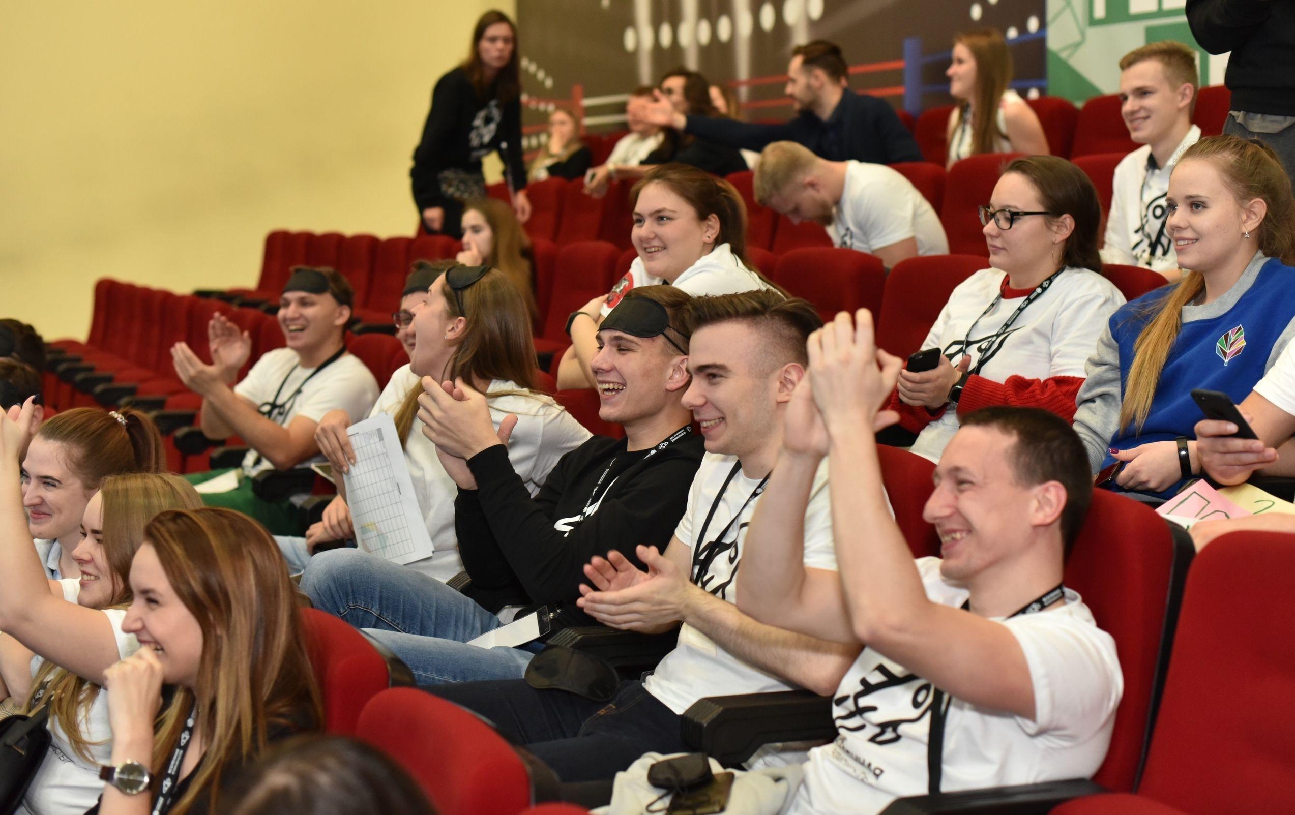 Представители Молодежной палаты Орехова-Борисова Южного побывали во «Вселенной возможностей»