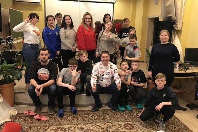 Специалисты Службы 112 Москвы исполняют детские мечты  города Москвы