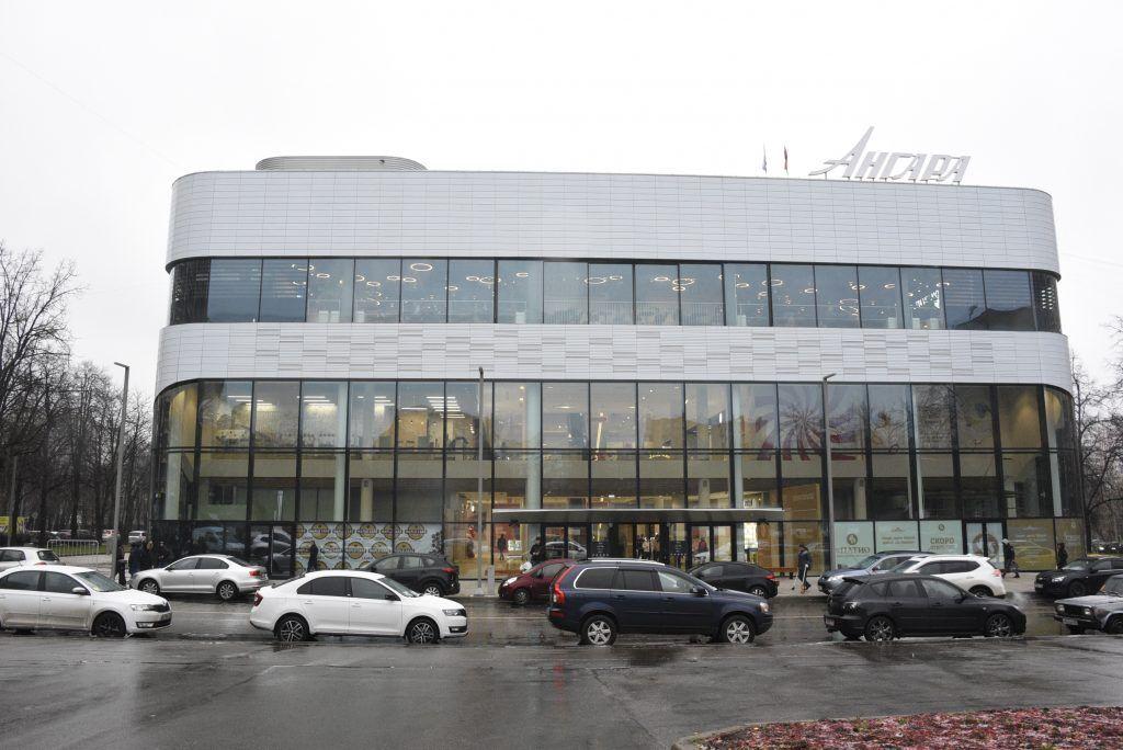 Во время тестового открытия кинотеатр работал бесплатно. Фото: Пелагия Замятина