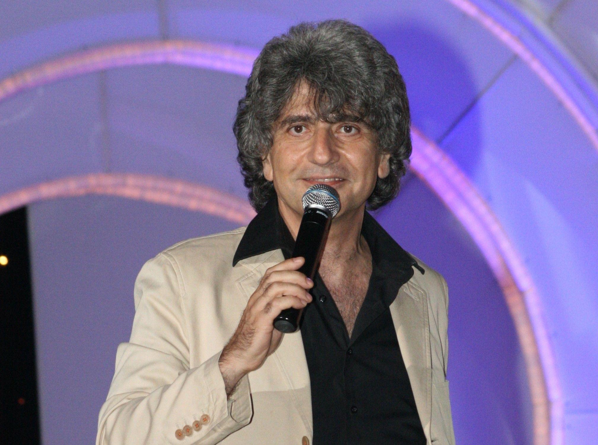 Симон Осиашвили: Моим первым слушателем и критиком был кот Кука