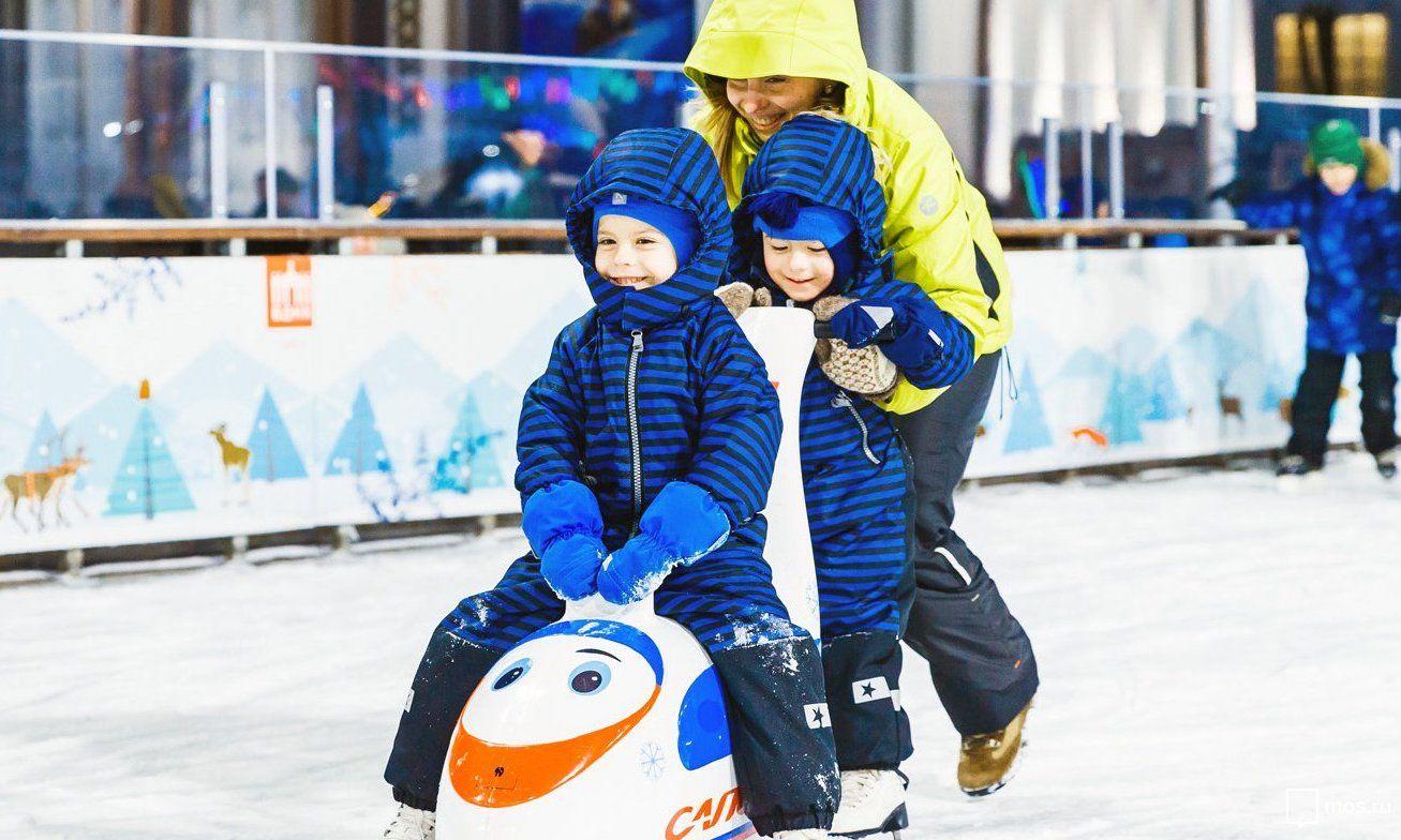 Жители Бирюлева Западного выбрали новогодние развлечения