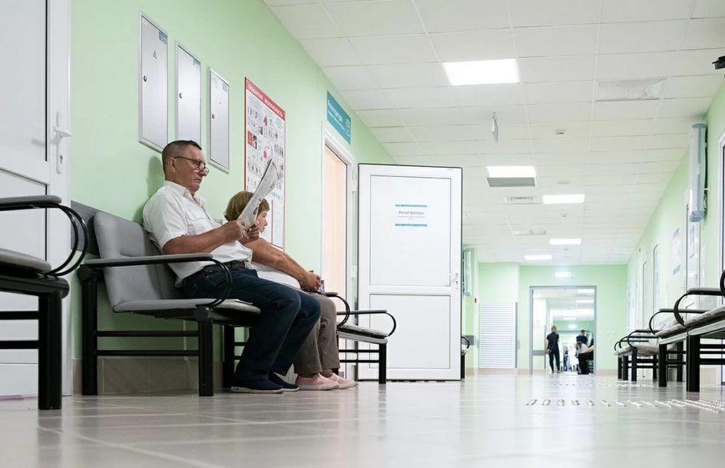 Программа капитального ремонта столичных городских поликлиник стартует уже весной 2020 года. Фото: сайт мэра МосквыПрограмма капитального ремонта столичных городских поликлиник стартует уже весной 2020 года. Фото: сайт мэра Москвы