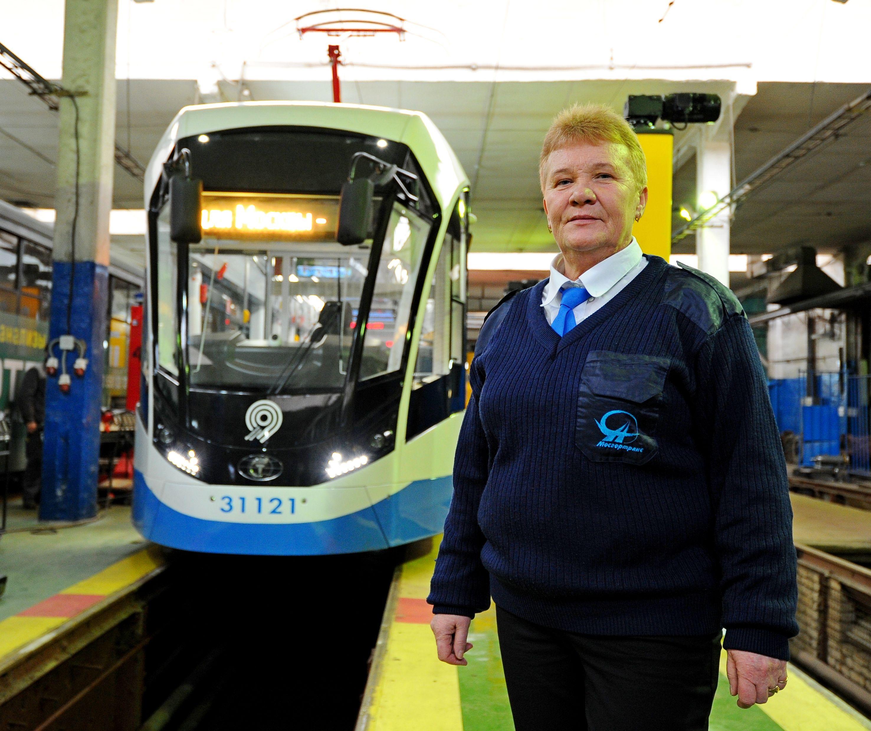 Специалисты рассказали об этапах обслуживания трамваев «Витязь-Москва»
