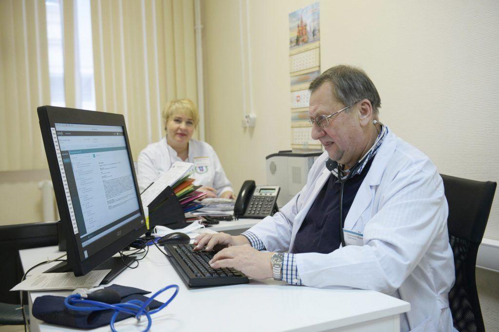Департамент здравоохранения: Ожидание приема специалиста в поликлинике станет комфортным. Фото: Наталья Феоктистова, «Вечерняя Москва»