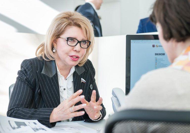 Депутат Государственной Думы Елена Панина провела прием граждан
