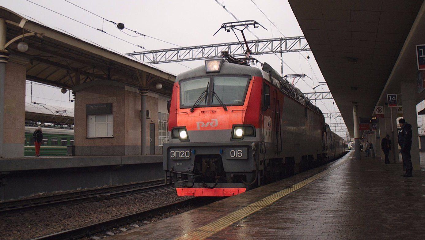 График движения электричек Курского направления изменят 20 ноября