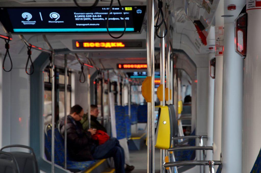 Новая трамвайная линия может связать Чертаново и Бирюлево. Фото: Анна Быкова