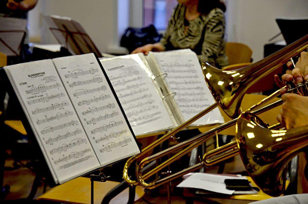 Произведения Исаака Дунаевского сыграют в школе искусств «Родник». Фото: Анна Быкова