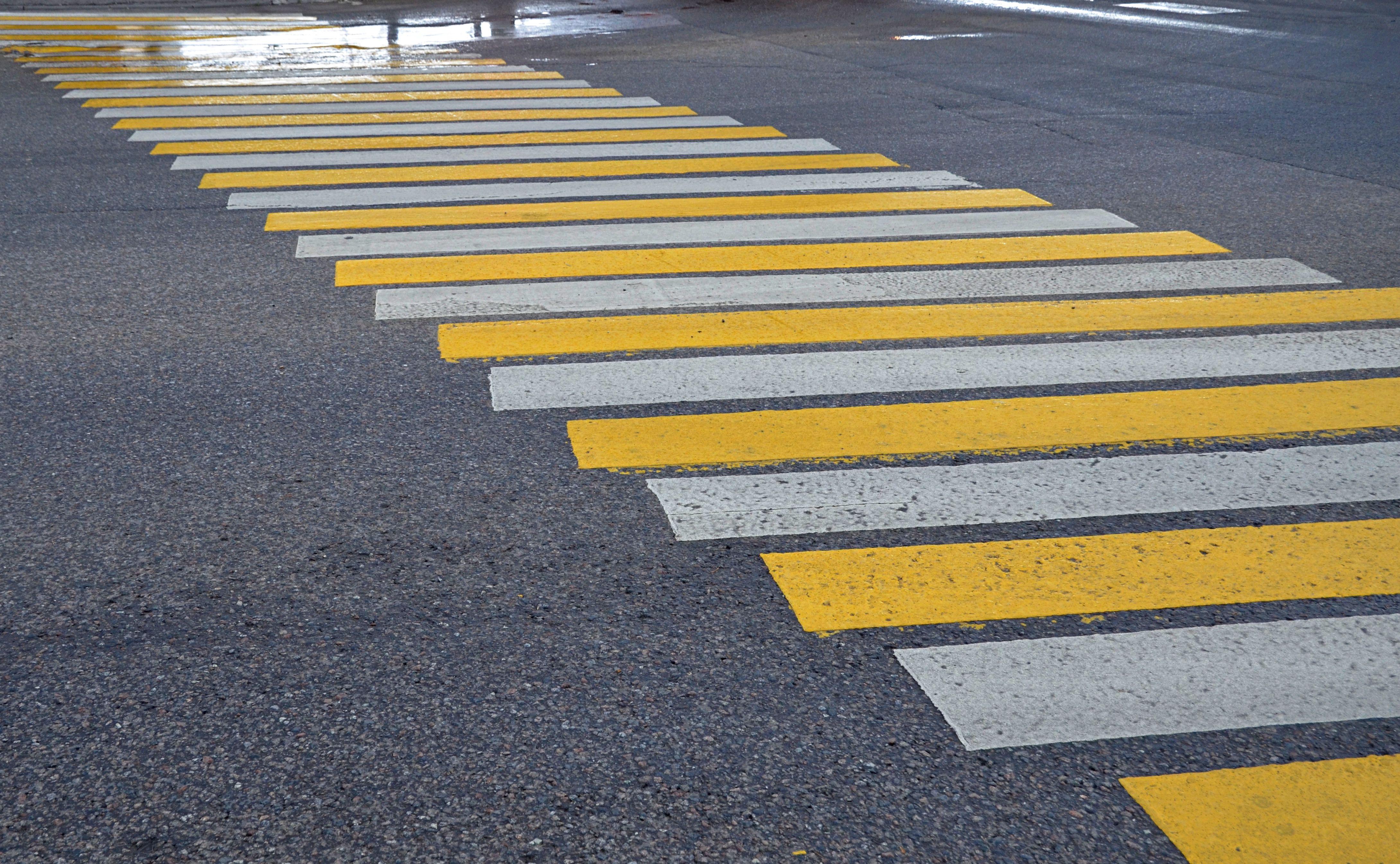Трапециевидный пешеходный переход появится в Зябликове