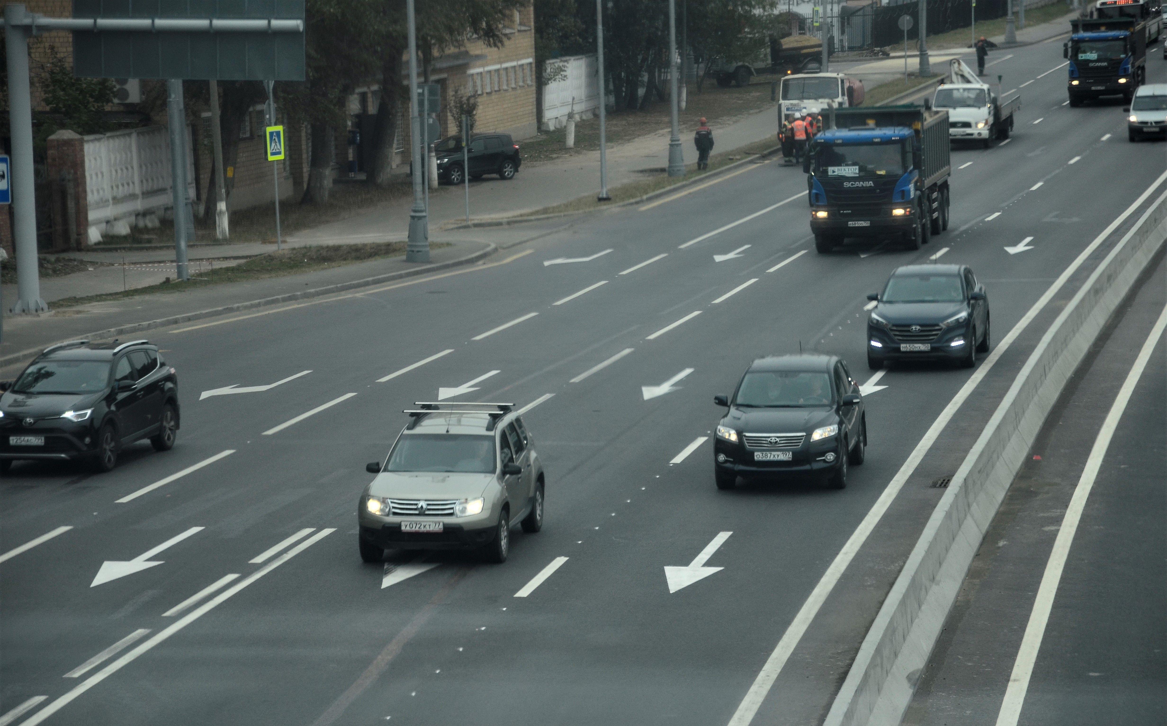 Активным москвичам предложили выразить мнение о хордовых магистралях