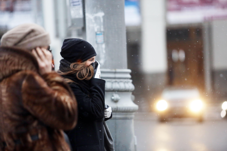 Аномальное атмосферное давление превратило Москву в «шахту»