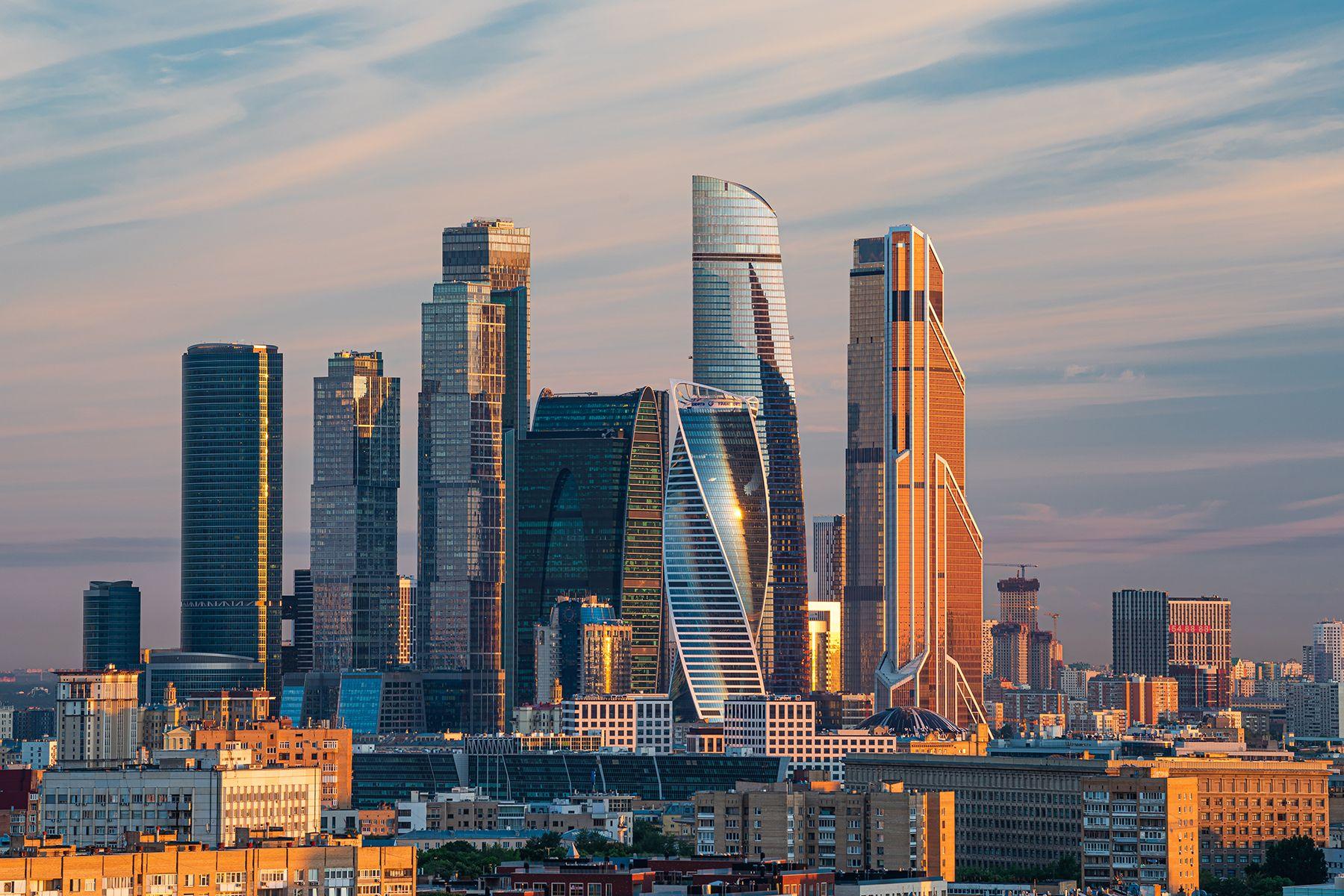 Объем инвестиций в Москве подскочил на 11 процентов за год