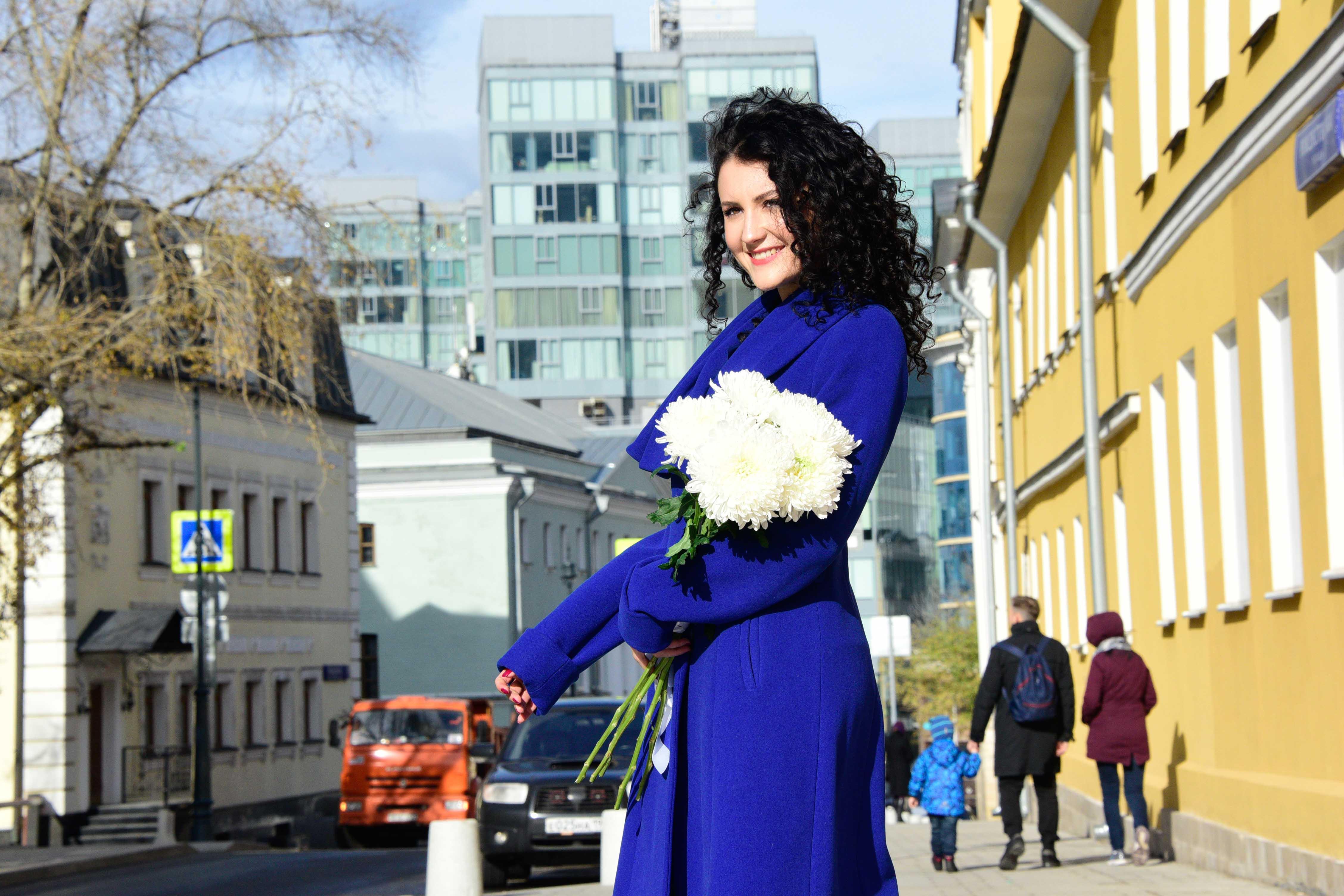 Пятница в Москве будет прохладной и солнечной
