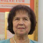 Елена Дубман, председатель Совета ветеранов Южного округа