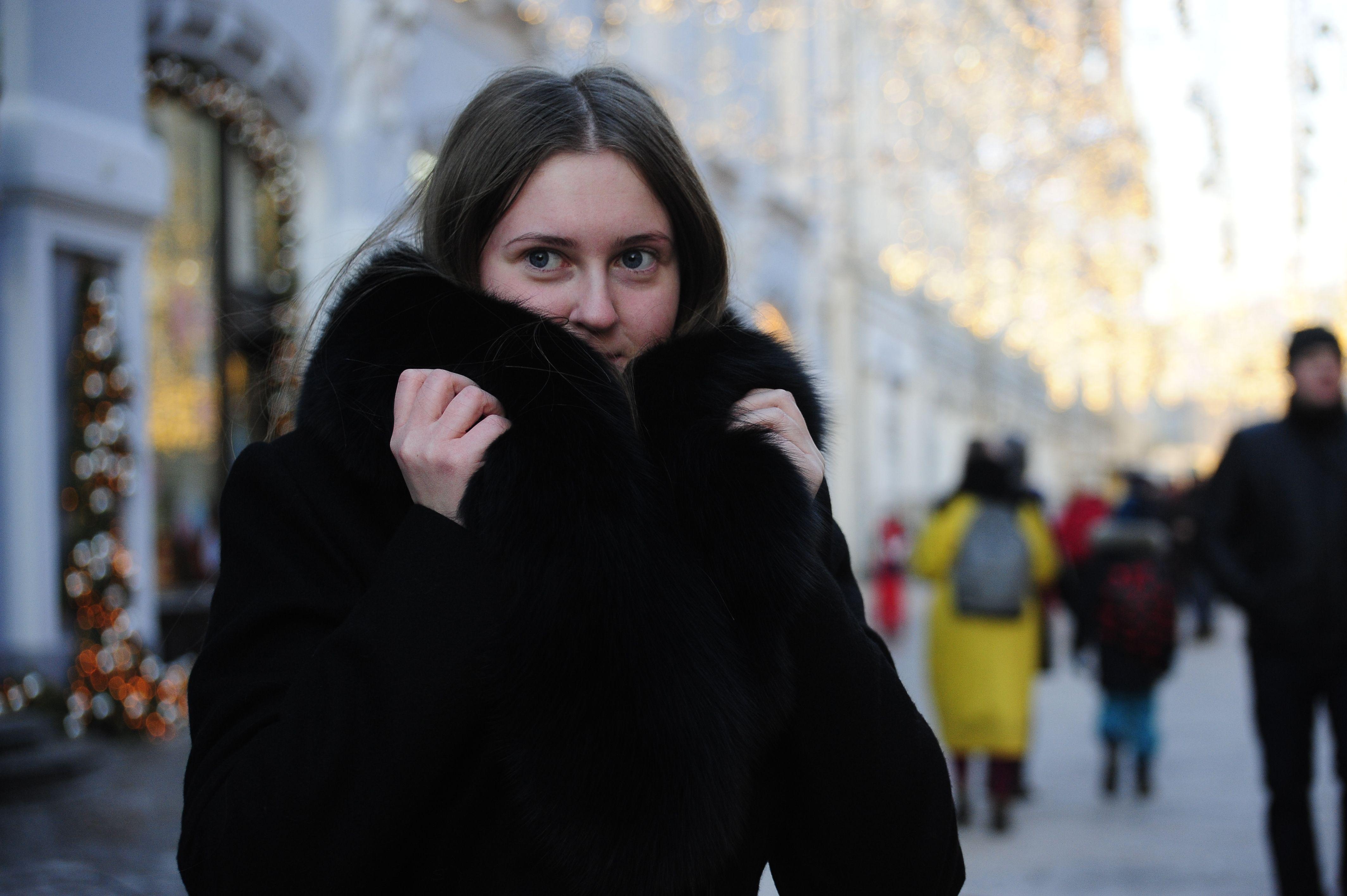 Москвичам пообещали сохранение морозов в пятницу