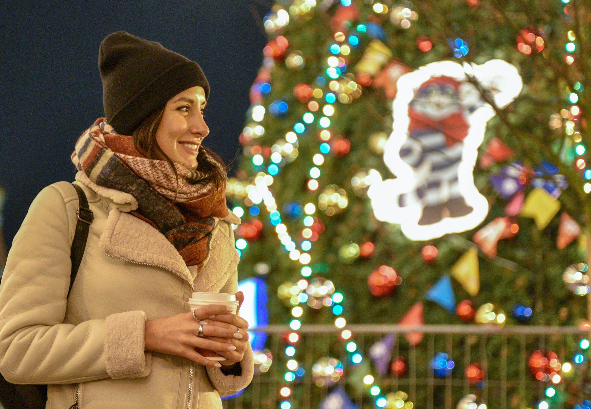 Москву украсят к Новому году до 16 декабря