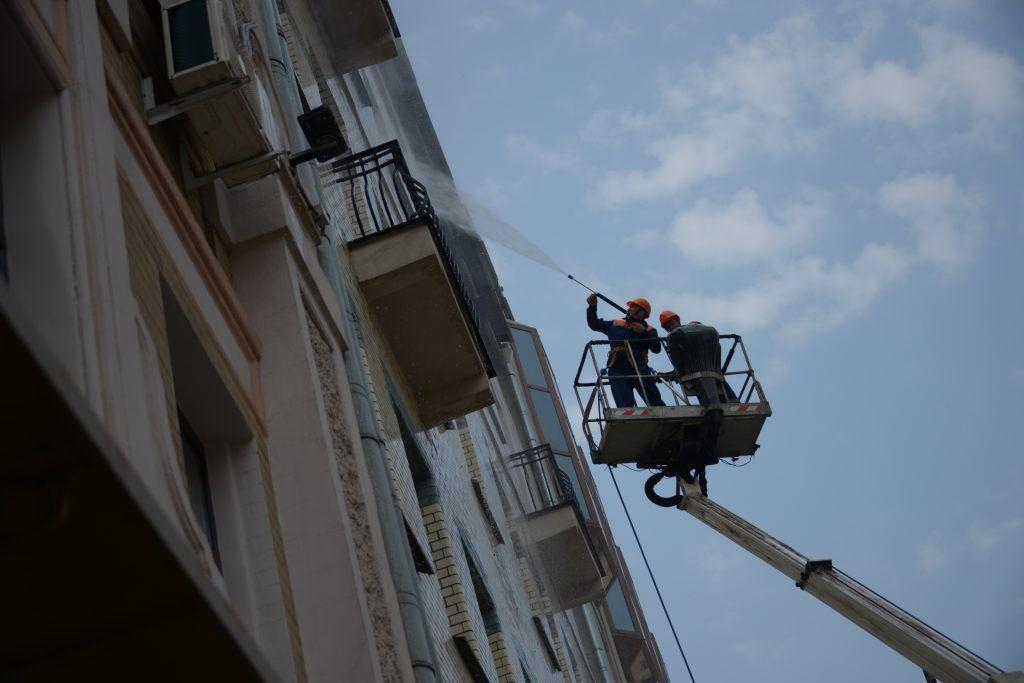 Капитальный ремонт двух домов в Чертанове Северном завершат в 2020 году. Фото: архив, «Вечерняя Москва»
