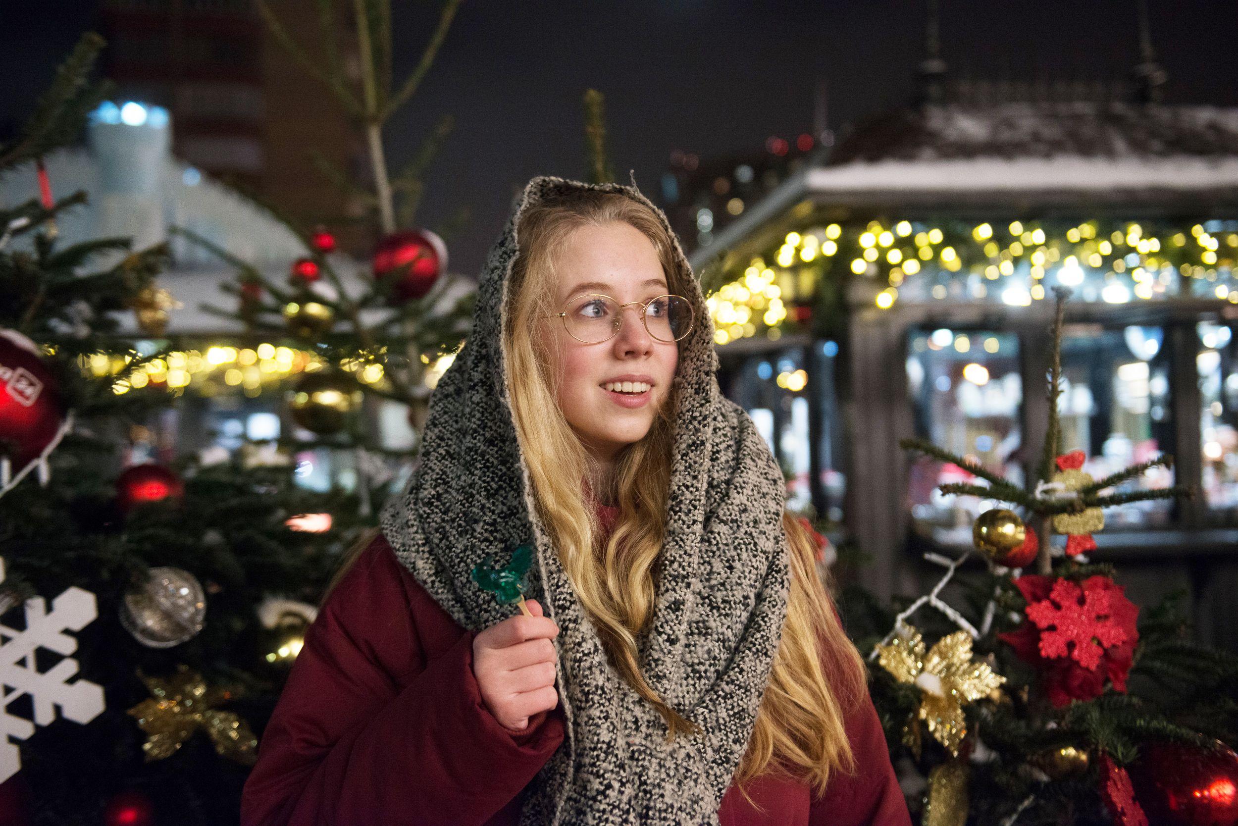 Около 40 площадок откроют в столице в рамках «Путешествия в Рождество»