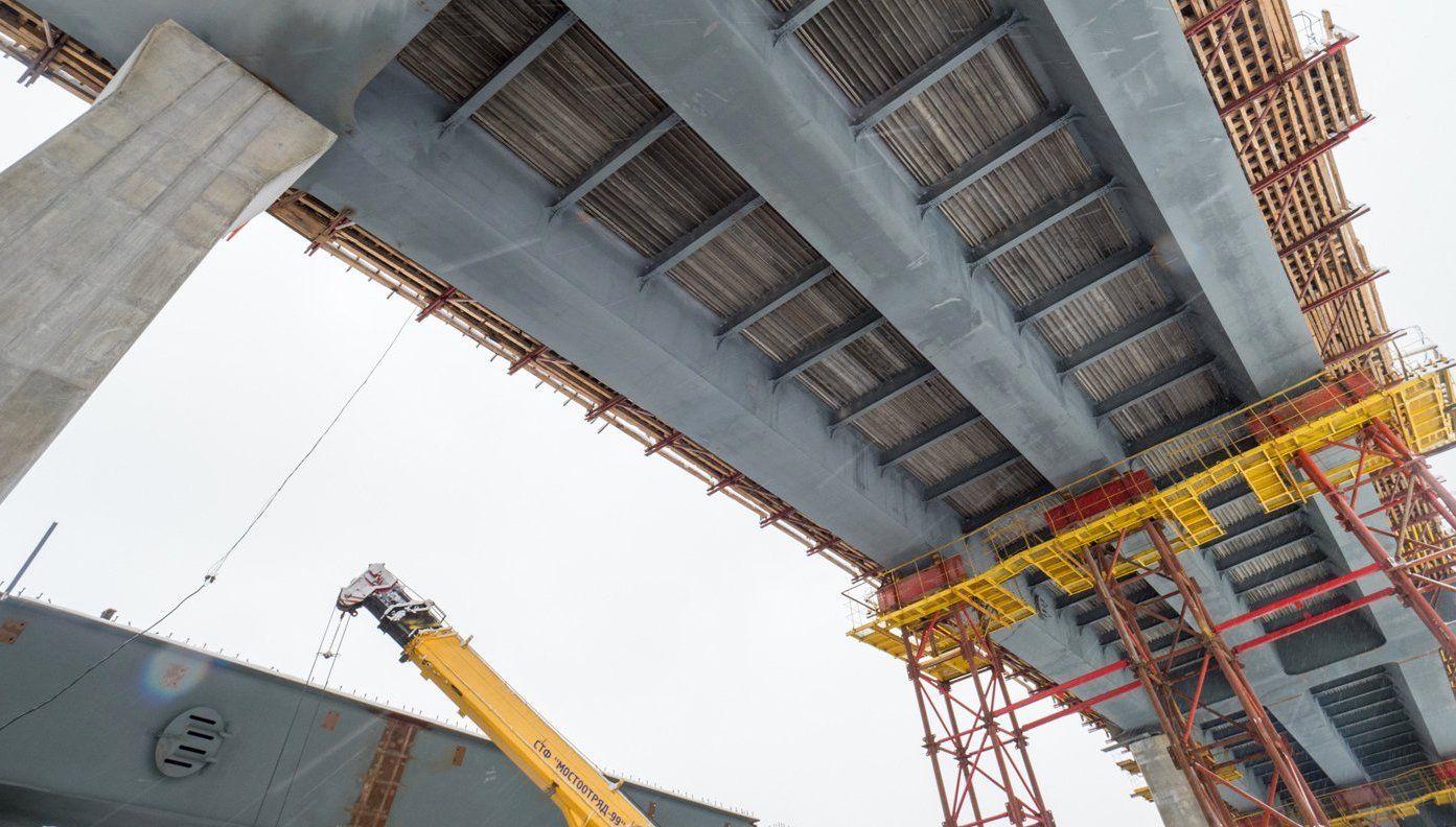 Новые мосты построят на юге столицы