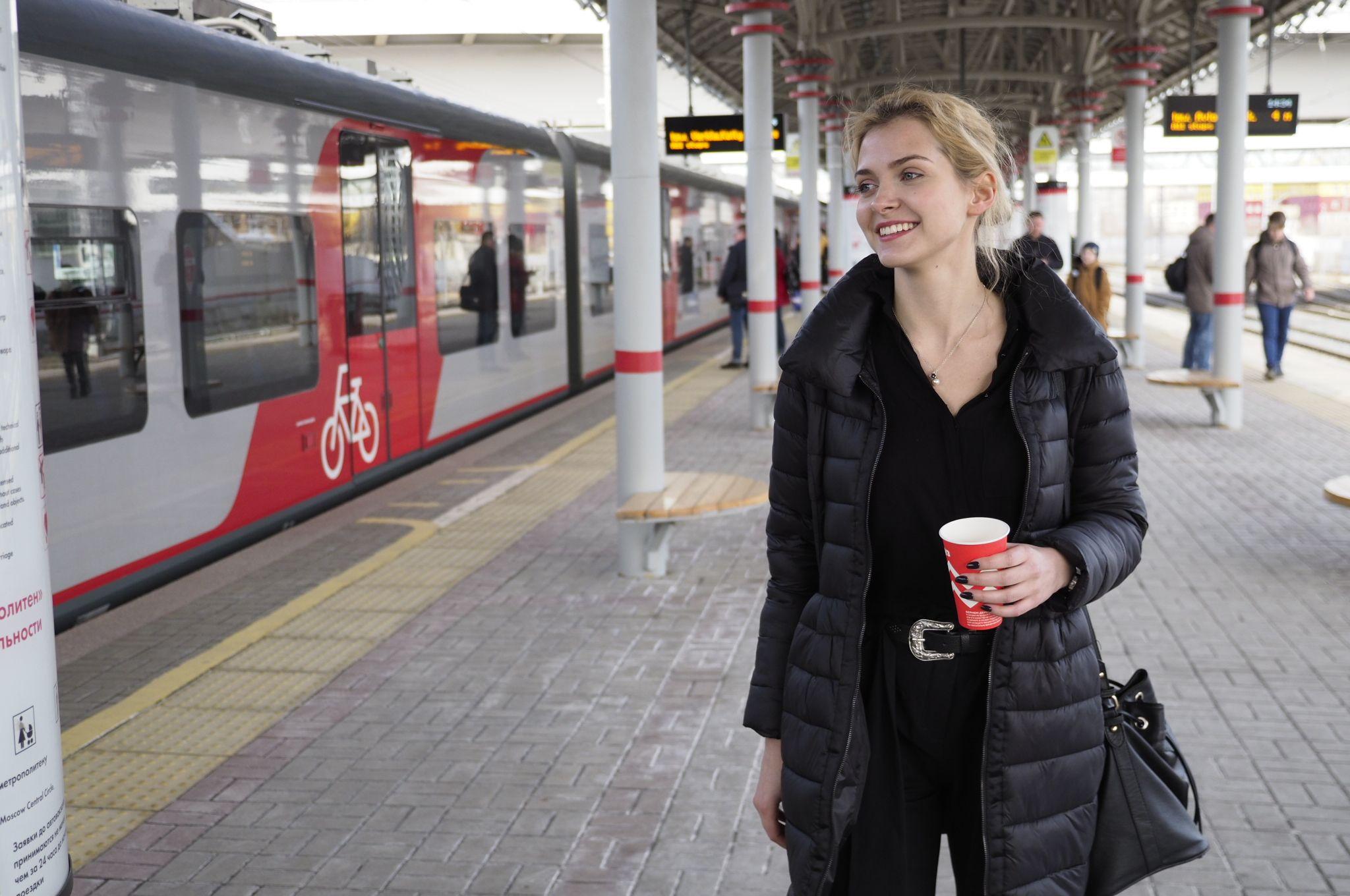 Интервалы движения поездов МЦК могут сократить до четырех минут
