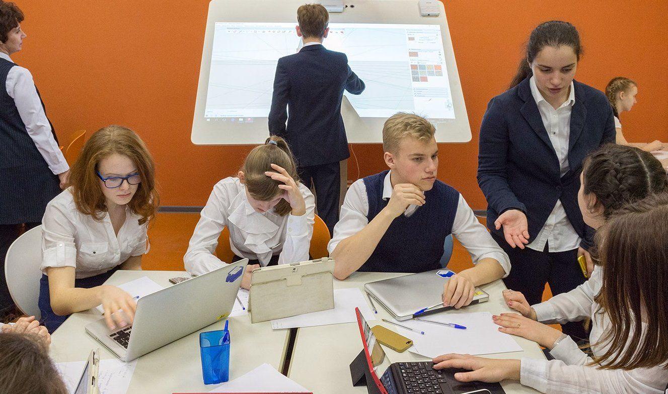 Столичных школьников научат быть лидерами