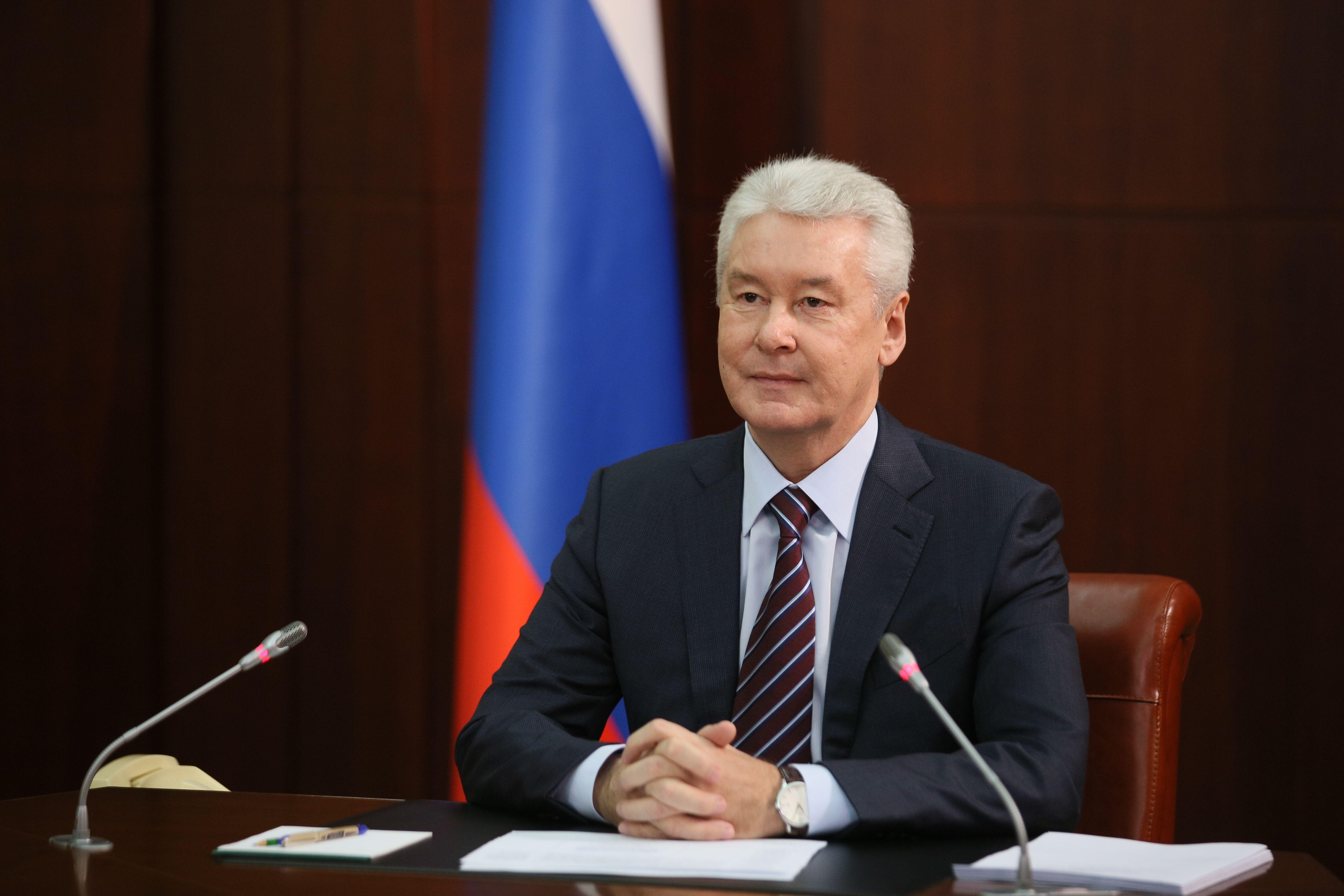 Сергей Собянин ответит на вопросы москвичей в прямом эфире
