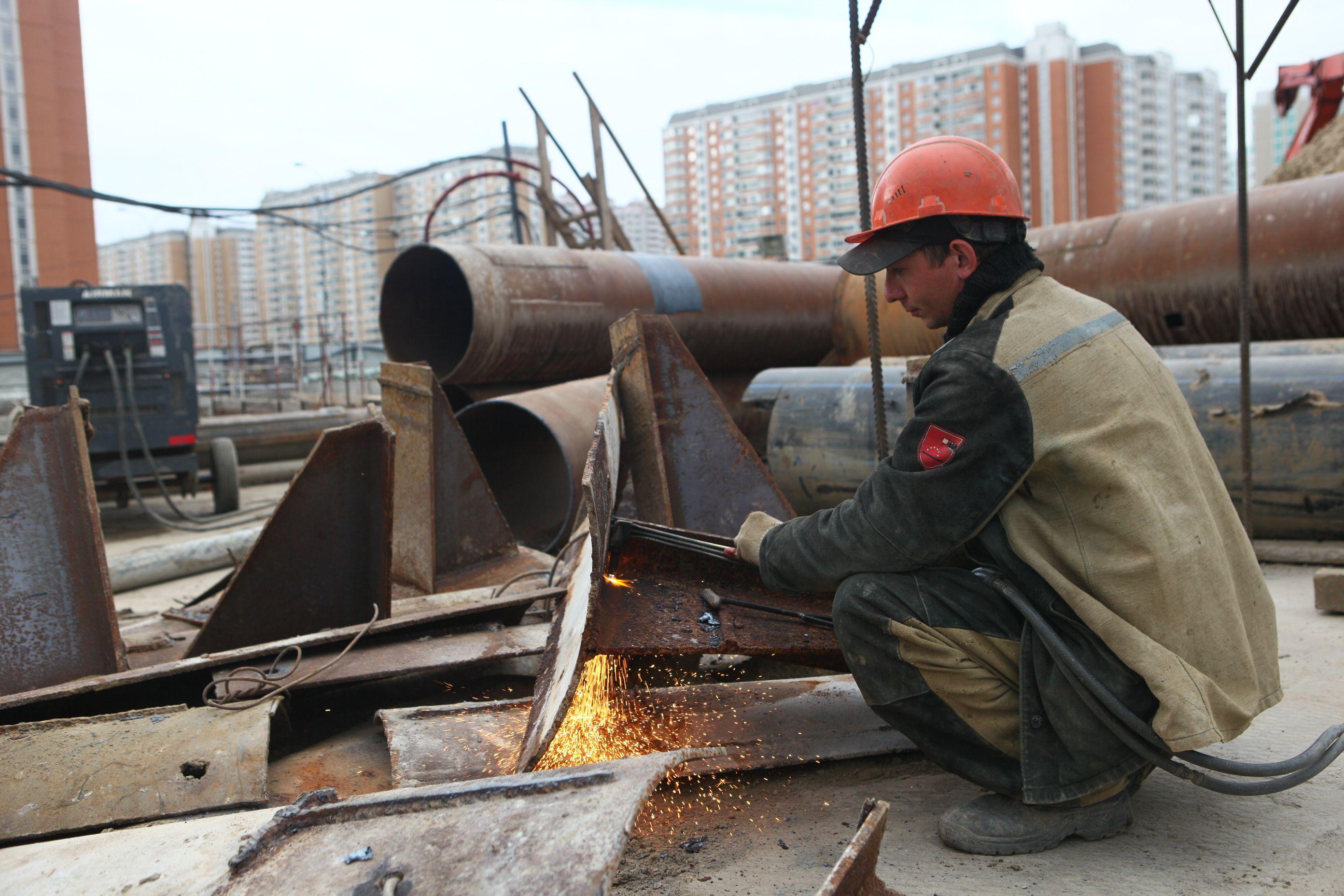 Москвичей попросили высказаться о строительстве Коммунарской линии метро