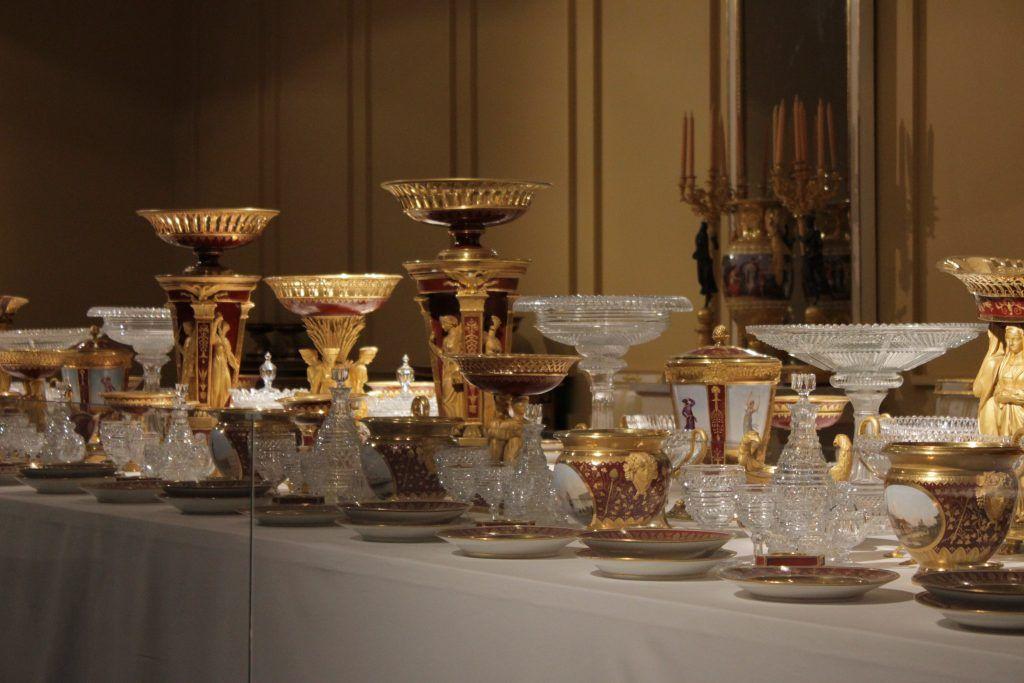 Элементы королевского кухонного убранства. Фото: Мария Канина