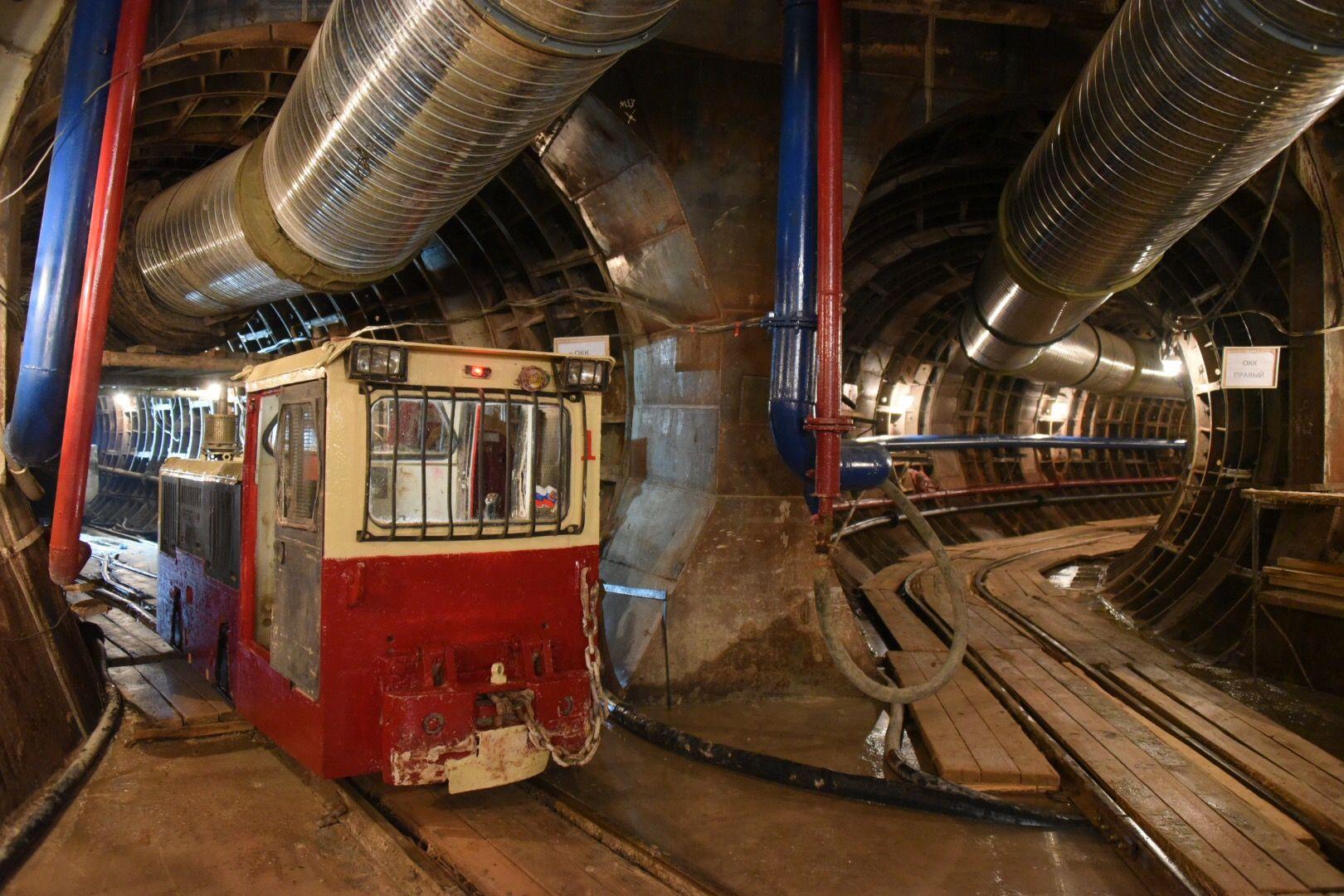 Бирюлевскую линию метро могут продлить в центр Москвы.Фото: архив, «Вечерняя Москва»