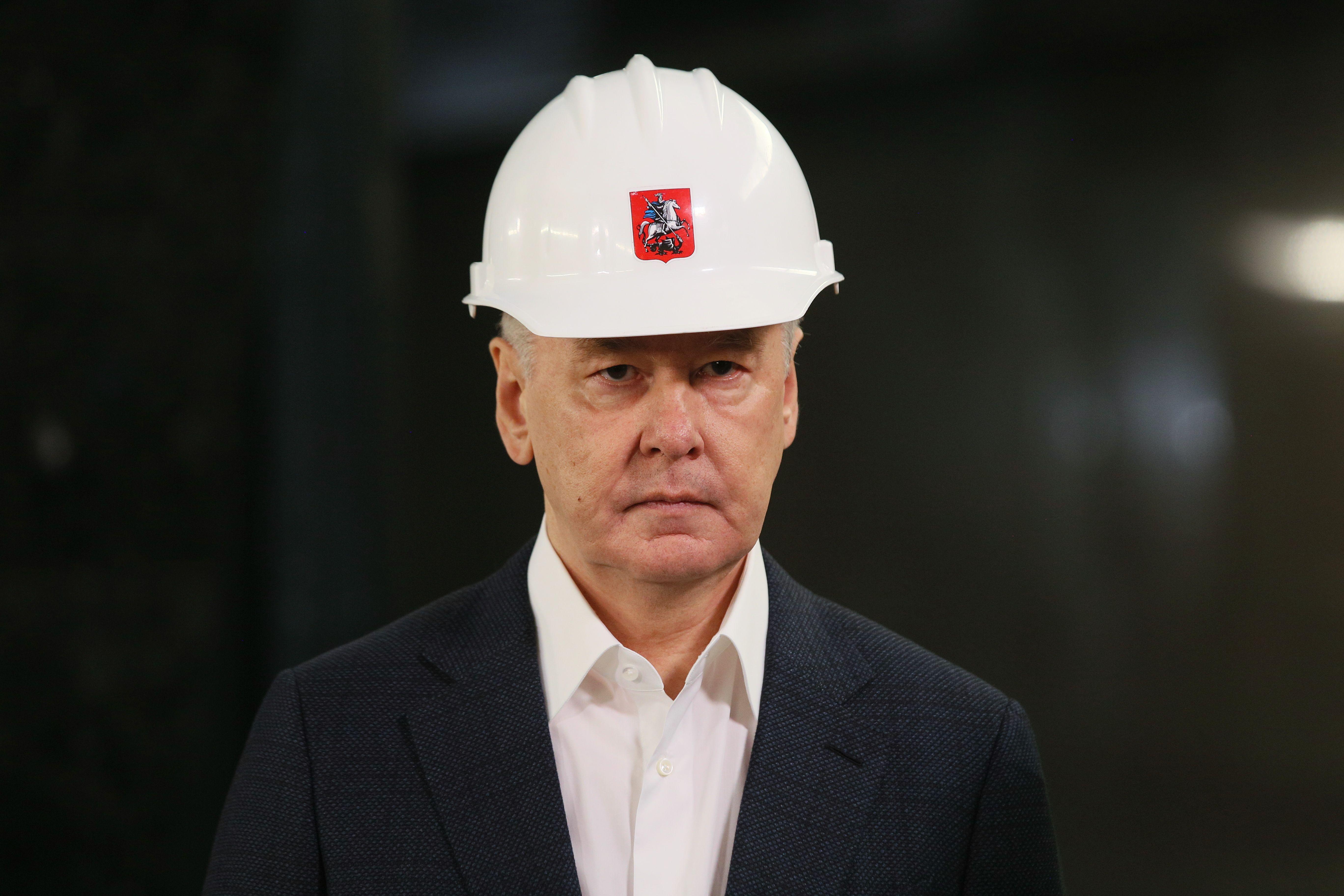 Сергей Собянин анонсировал открытие станции метро «Зюзино» в 2021 году