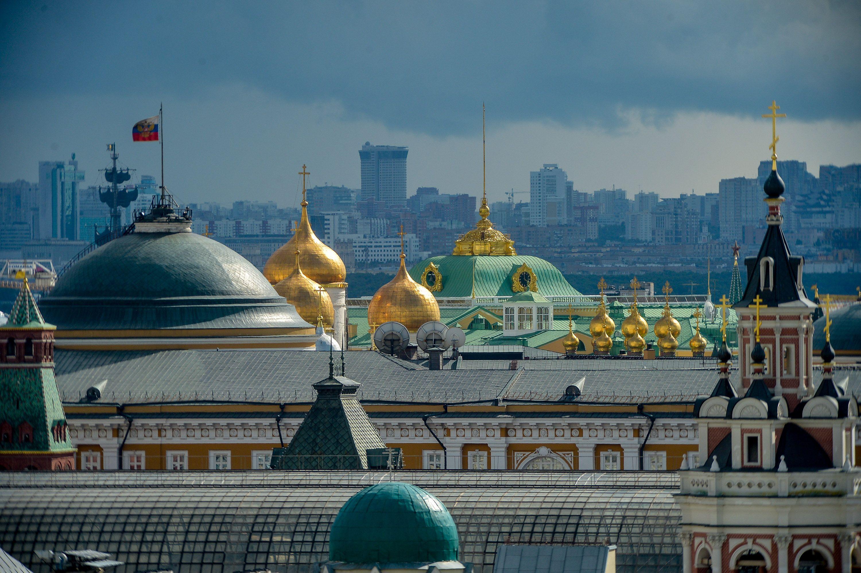 Московский четверг принесет потепление