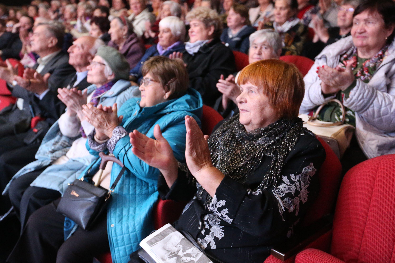 Центры соцобслуживания на юге Москвы пригласили на концерты