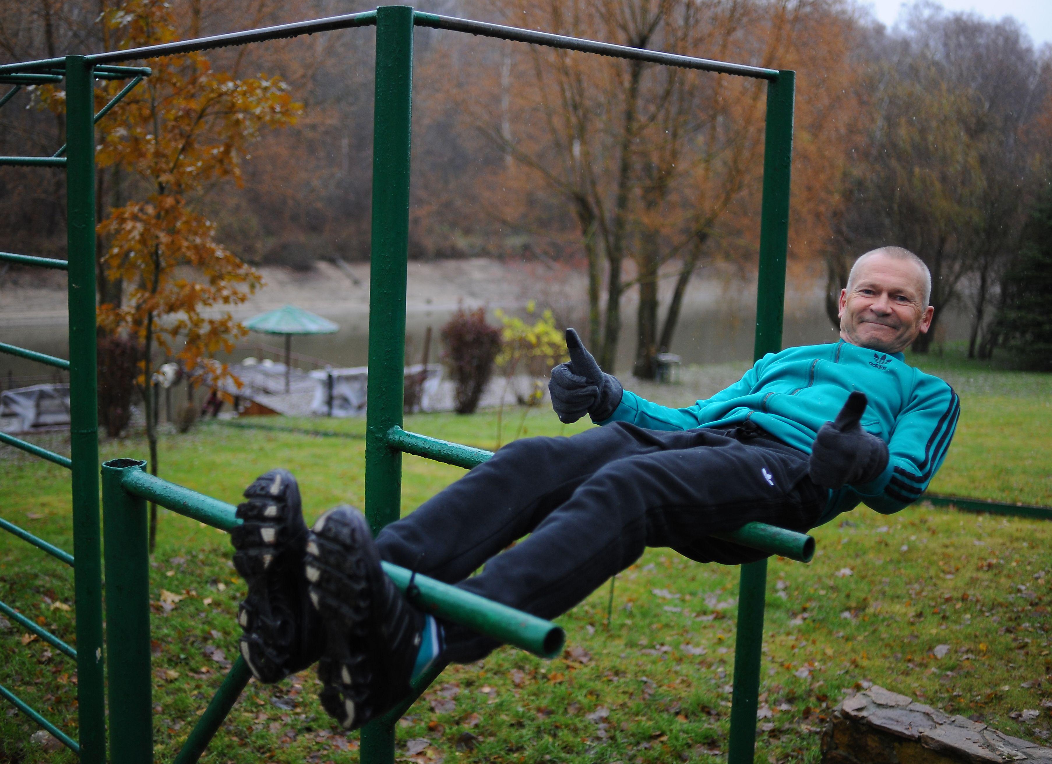 Фитнес-зарядку проведут в Орехове-Борисове Южном