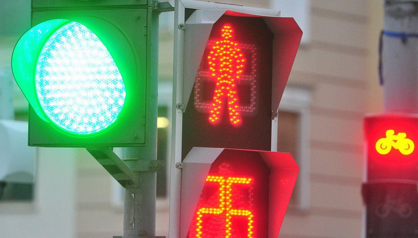Новый светофор установят на юге столицы