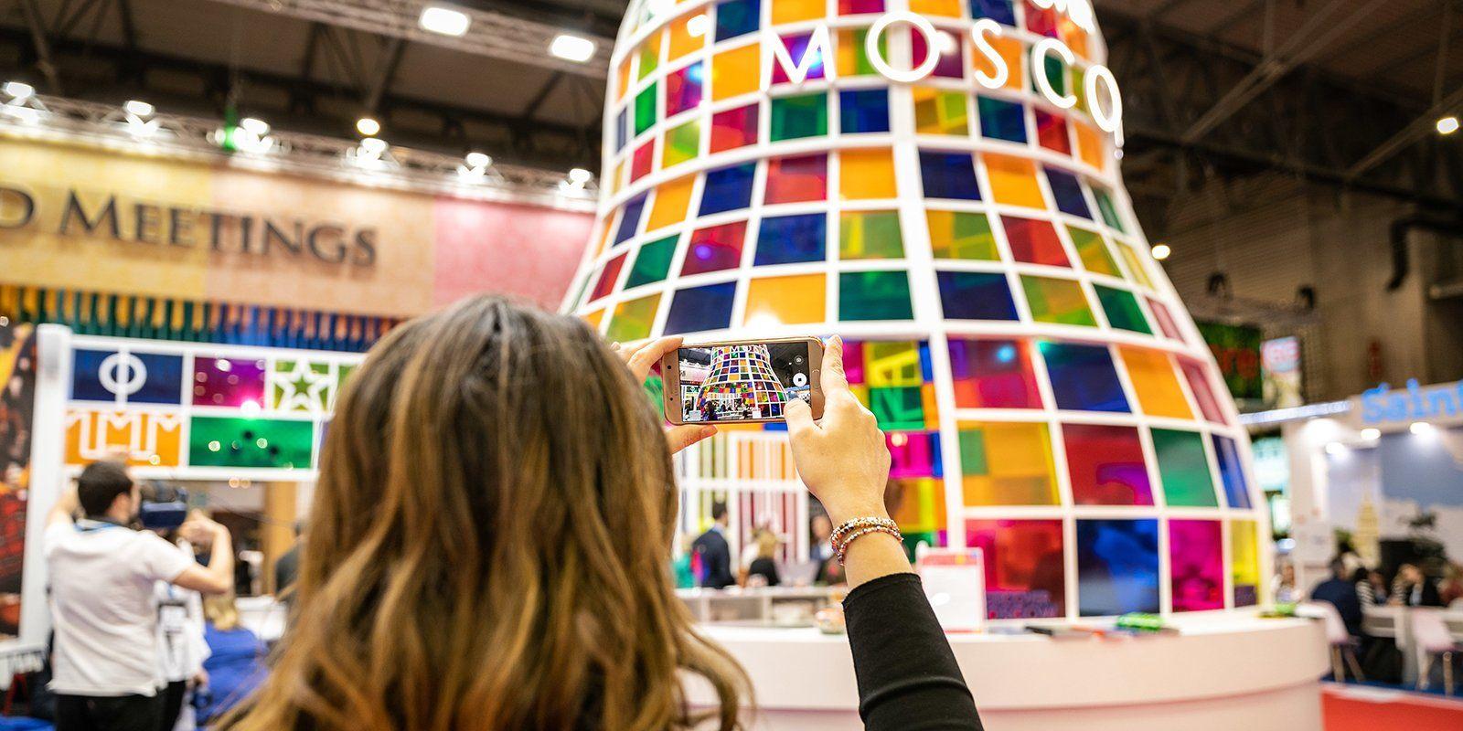 Туристические возможности Москвы отметили в Барселоне