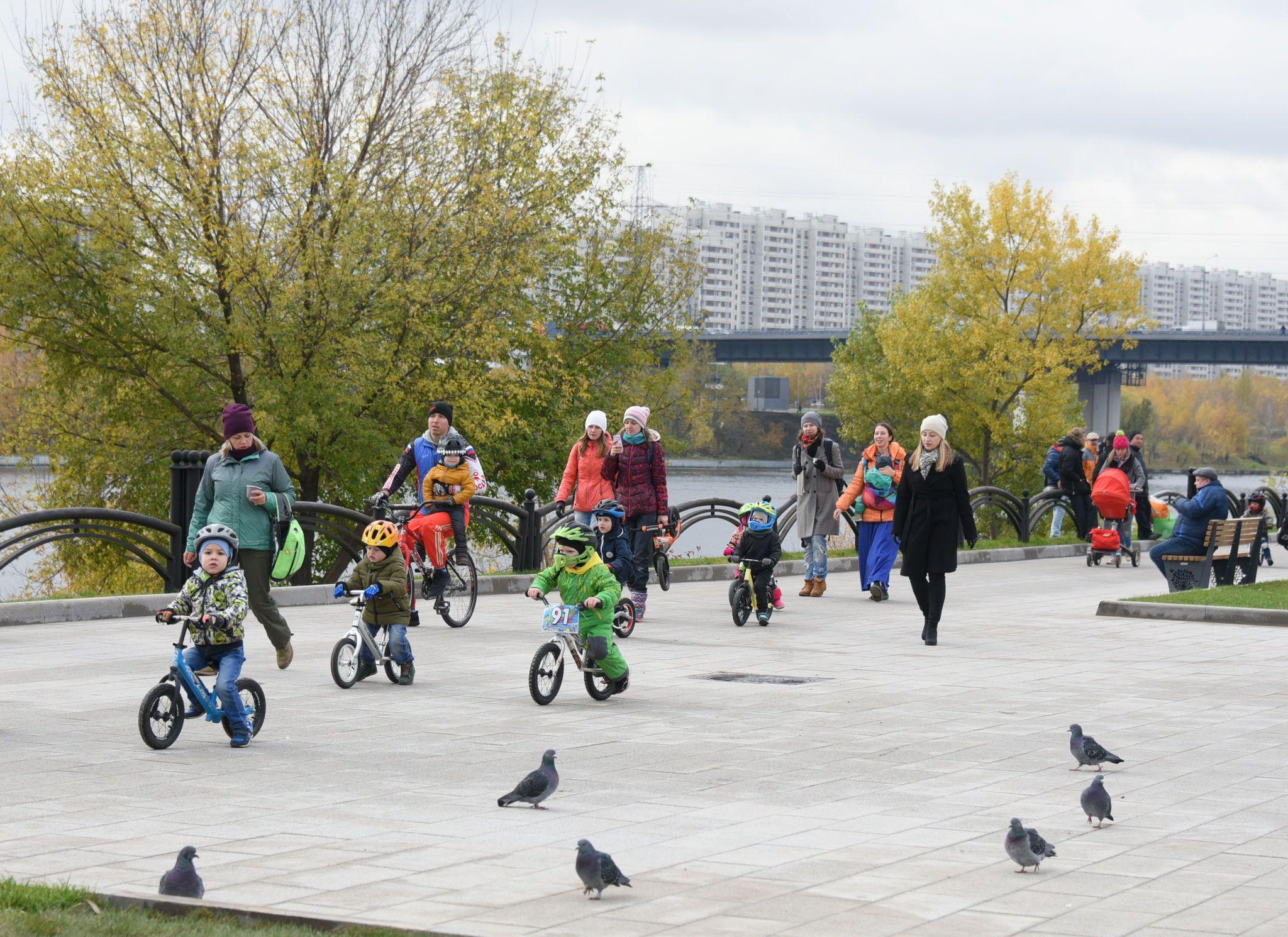 Активные граждане оценили благоустройство парков Москвы