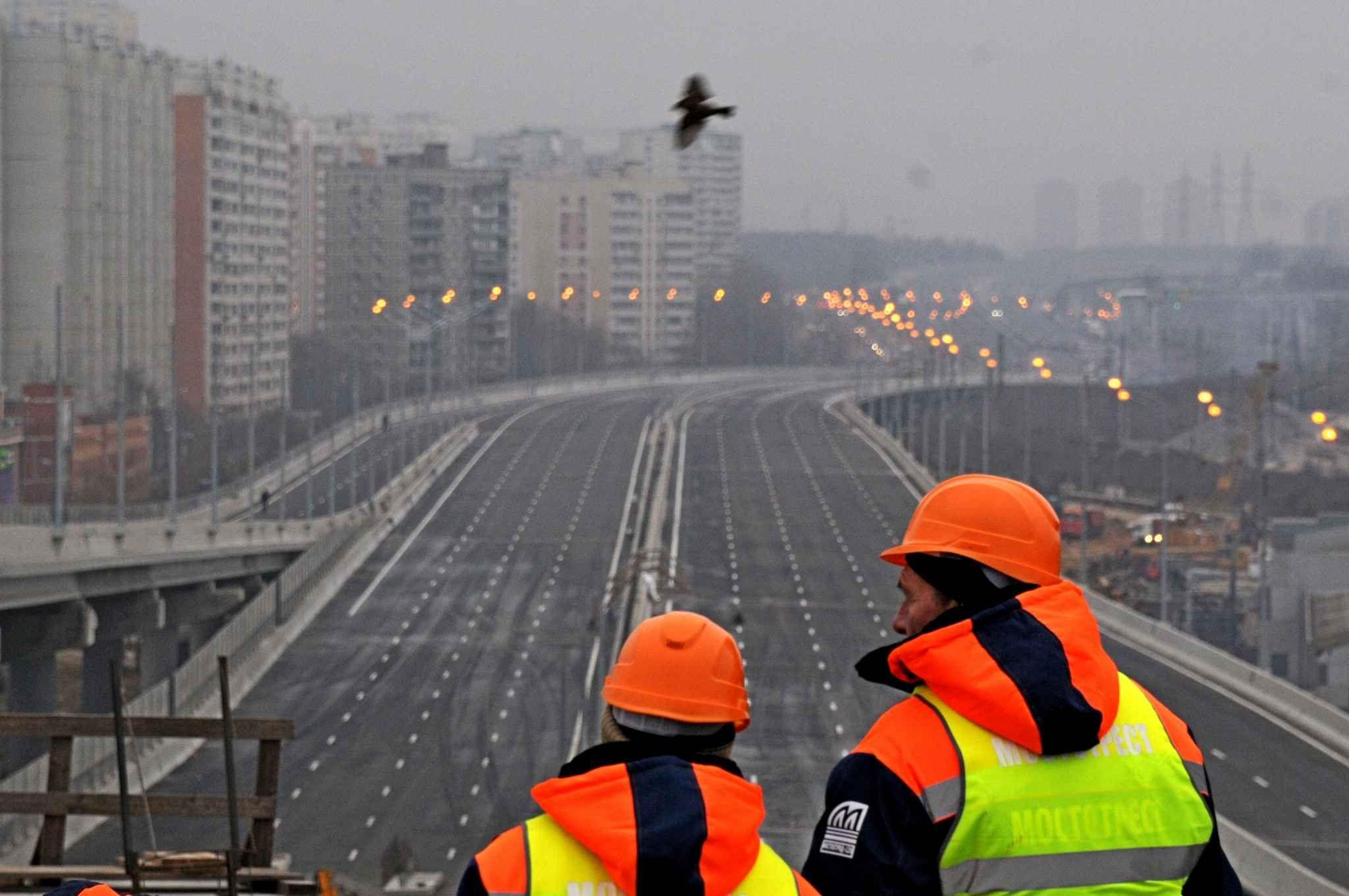 Строительство развязки Каширского шоссе и Юго-Восточной хорды стартует в 2021 году