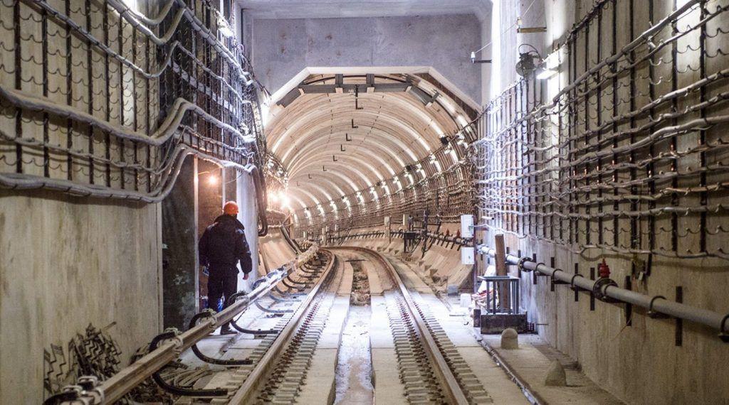 Окончательную трассировку Бирюлевской линии метро утвердили. Фото: сайт мэра Москвы