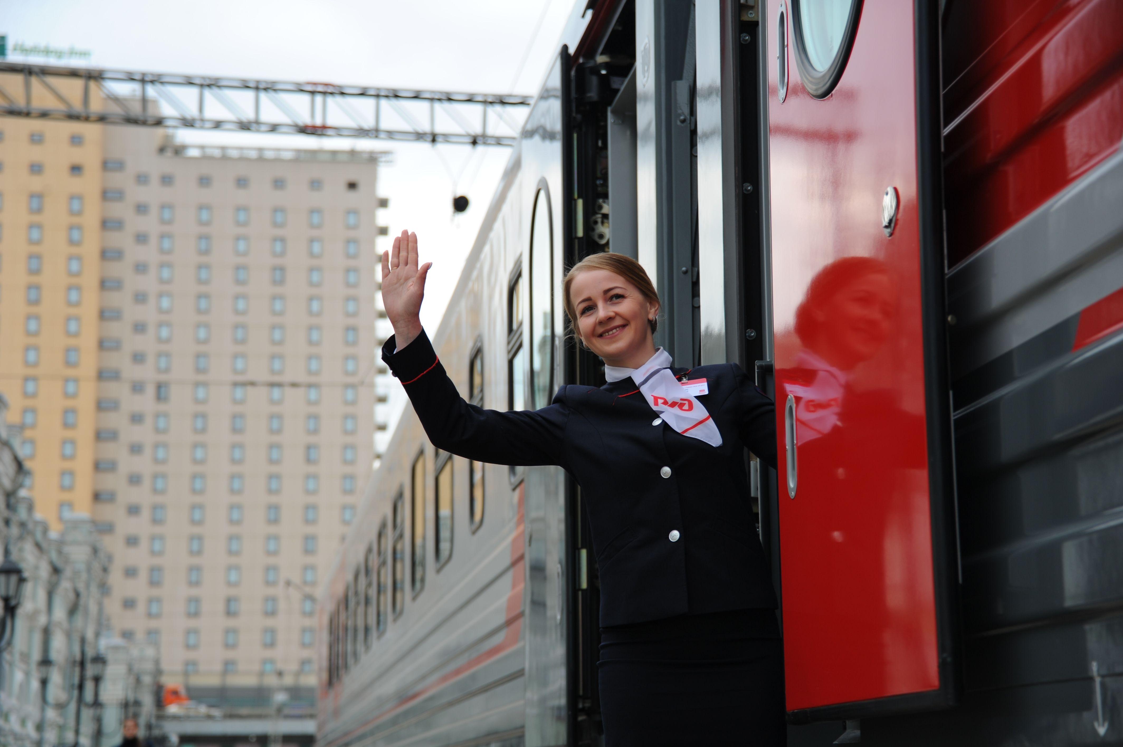 Поезда из Москвы в Прагу станут ежедневными с середины декабря