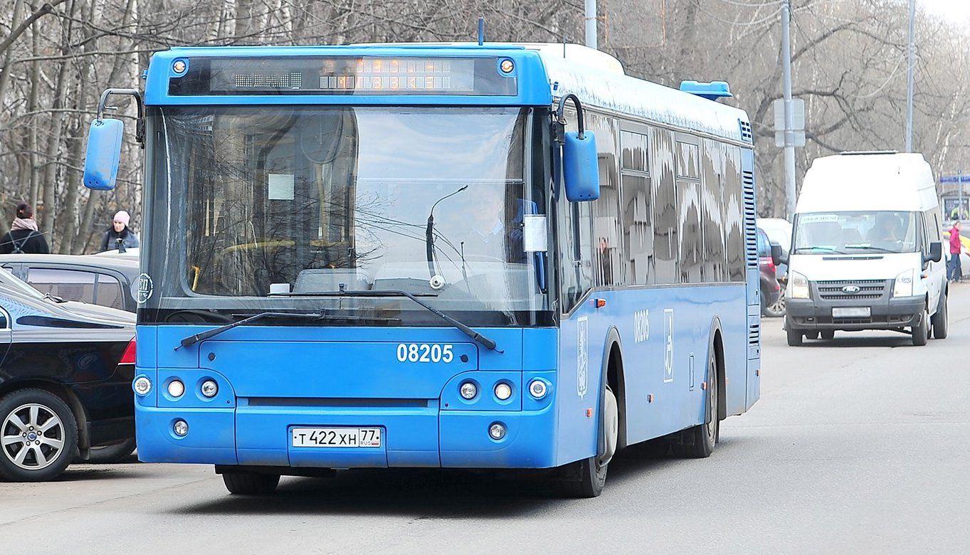 Более 300 тысяч пассажиров воспользовались автобусами «КМ» с момента закрытия Каховской линии