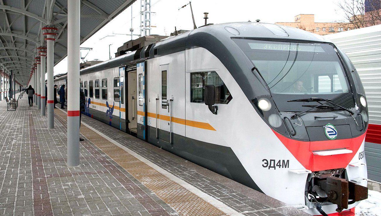Павелецкое направление Московской железной дороги свяжут с Ярославским