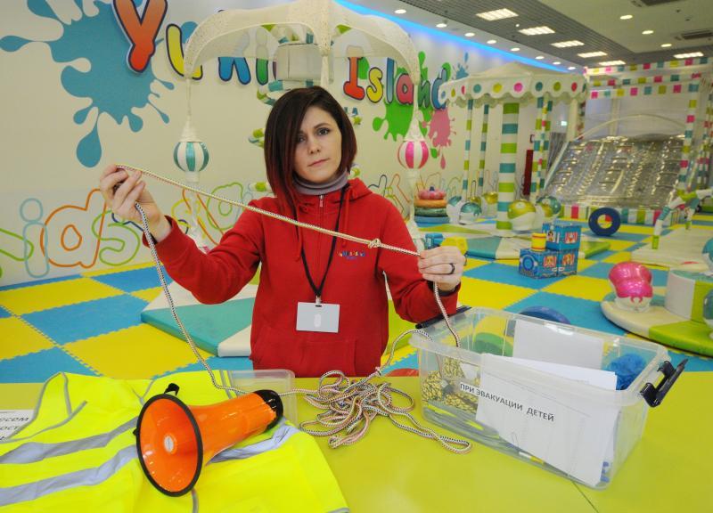 Депутаты Мосгордумы предложили обязать родителей показывать документы в детских комнатах