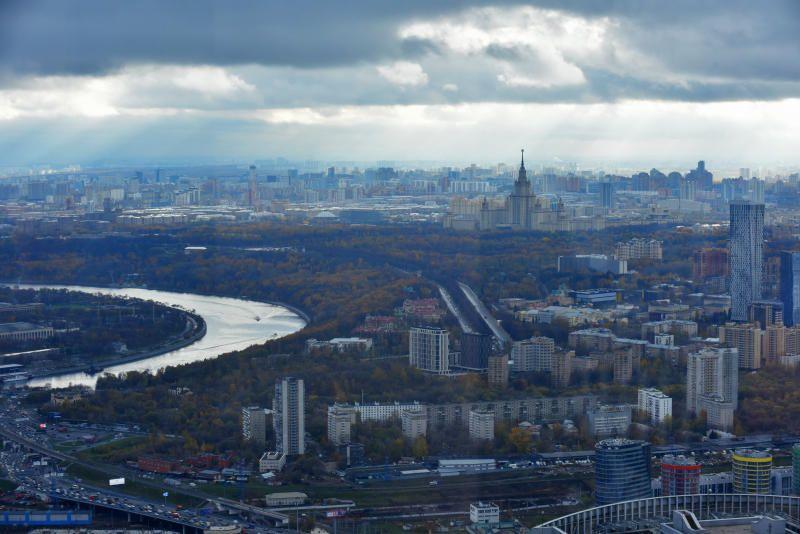 Москва заняла38-е место. Фото:Александр Кожохин