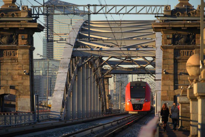 Власти Москвы сократили интервал движения поездов на МЦК